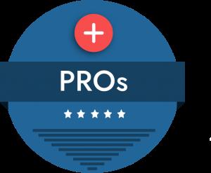 Pros Badge